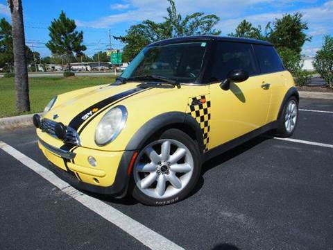 2002 MINI Cooper for sale at Gulf Financial Solutions Inc DBA GFS Autos in Panama City Beach FL