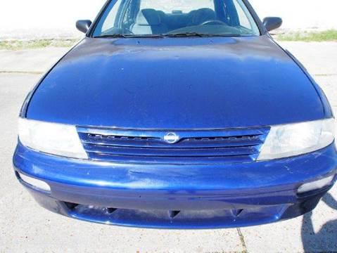 1995 Nissan Altima for sale at Gulf Financial Solutions Inc DBA GFS Autos in Panama City Beach FL