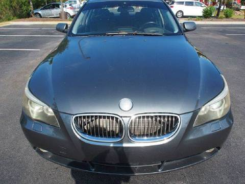 2004 BMW 5 Series for sale at Gulf Financial Solutions Inc DBA GFS Autos in Panama City Beach FL