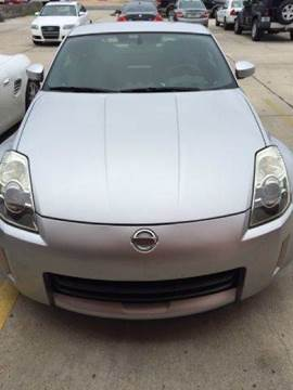 2006 Nissan 350Z for sale at Gulf Financial Solutions Inc DBA GFS Autos in Panama City Beach FL