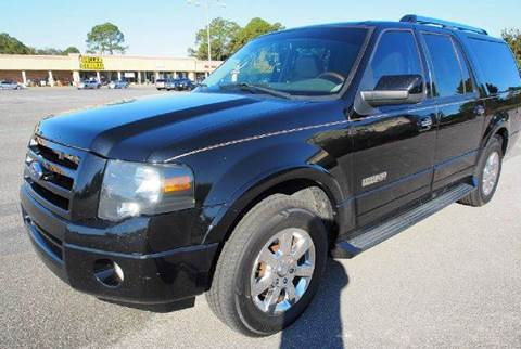 2007 Ford Expedition EL for sale at Gulf Financial Solutions Inc DBA GFS Autos in Panama City Beach FL