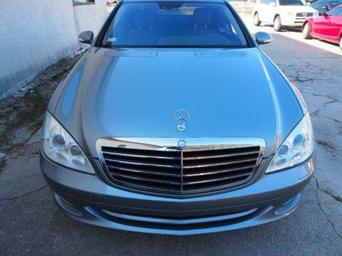 2008 Mercedes-Benz S-Class for sale at Gulf Financial Solutions Inc DBA GFS Autos in Panama City Beach FL