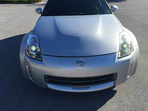 2007 Nissan 350Z for sale at Gulf Financial Solutions Inc DBA GFS Autos in Panama City Beach FL