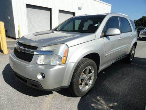 2008 Chevrolet Equinox for sale at Gulf Financial Solutions Inc DBA GFS Autos in Panama City Beach FL