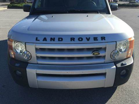 2005 Land Rover LR3 for sale at Gulf Financial Solutions Inc DBA GFS Autos in Panama City Beach FL