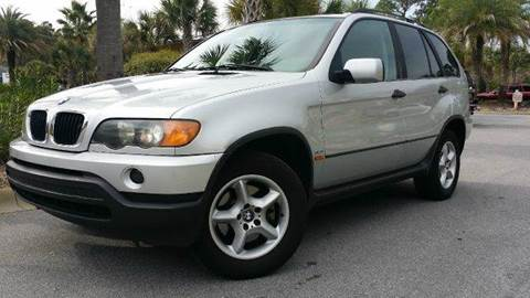 2001 BMW X5 for sale at Gulf Financial Solutions Inc DBA GFS Autos in Panama City Beach FL