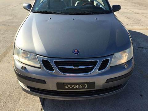 2004 Saab 9-3 for sale at Gulf Financial Solutions Inc DBA GFS Autos in Panama City Beach FL