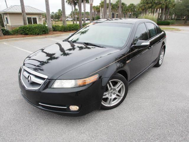 2008 Acura TL for sale at Gulf Financial Solutions Inc DBA GFS Autos in Panama City Beach FL
