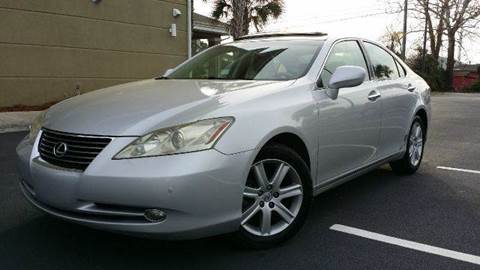 2007 Lexus ES 350 for sale at Gulf Financial Solutions Inc DBA GFS Autos in Panama City Beach FL