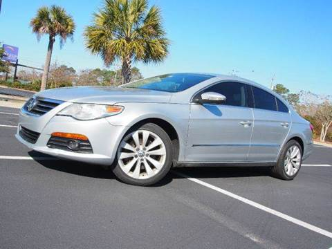 2010 Volkswagen CC for sale at Gulf Financial Solutions Inc DBA GFS Autos in Panama City Beach FL