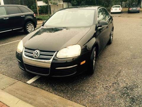 2006 Volkswagen Jetta for sale at Gulf Financial Solutions Inc DBA GFS Autos in Panama City Beach FL