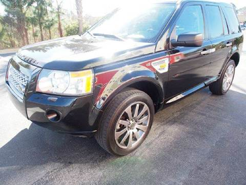 2008 Land Rover LR2 for sale at Gulf Financial Solutions Inc DBA GFS Autos in Panama City Beach FL