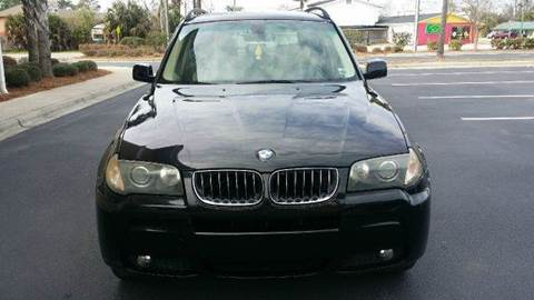 2006 BMW X3 for sale at Gulf Financial Solutions Inc DBA GFS Autos in Panama City Beach FL