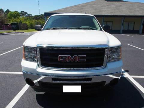 2011 GMC Sierra 1500 for sale at Gulf Financial Solutions Inc DBA GFS Autos in Panama City Beach FL