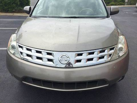 2004 Nissan Murano for sale at Gulf Financial Solutions Inc DBA GFS Autos in Panama City Beach FL