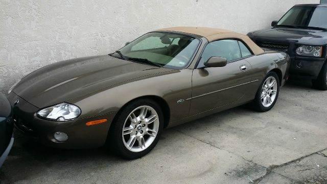 2001 Jaguar XK-Series for sale at Gulf Financial Solutions Inc DBA GFS Autos in Panama City Beach FL