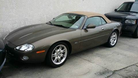 2001 Jaguar XK-Series for sale at Gulf Financial Solutions Inc DBA GFS Autos in Panama City Beach FL