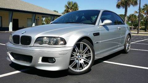 2005 BMW M3 for sale at Gulf Financial Solutions Inc DBA GFS Autos in Panama City Beach FL