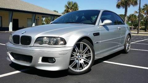 2005 BMW M3 for sale at Gulf Financial Solutions Inc DBA GFS Autos in Panama City Beach FL