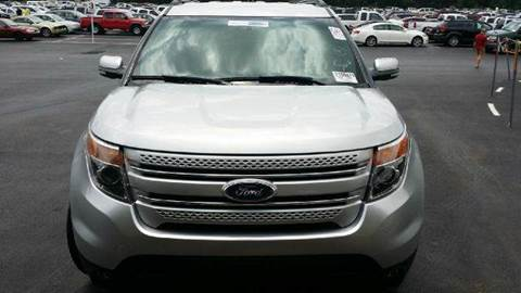 2014 Ford Explorer for sale at Gulf Financial Solutions Inc DBA GFS Autos in Panama City Beach FL