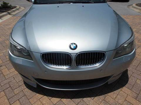 2008 BMW M5 for sale at Gulf Financial Solutions Inc DBA GFS Autos in Panama City Beach FL