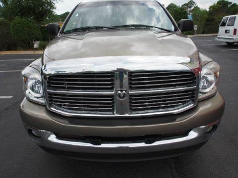 2007 Dodge Ram Pickup 1500 for sale at Gulf Financial Solutions Inc DBA GFS Autos in Panama City Beach FL