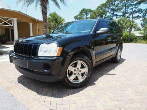 2005 Jeep Grand Cherokee for sale at Gulf Financial Solutions Inc DBA GFS Autos in Panama City Beach FL