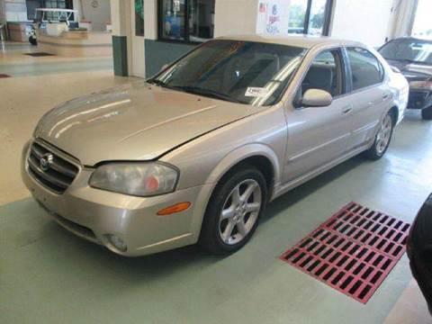 2002 Nissan Maxima for sale at Gulf Financial Solutions Inc DBA GFS Autos in Panama City Beach FL