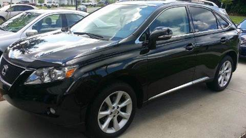 2011 Lexus RX 350 for sale at Gulf Financial Solutions Inc DBA GFS Autos in Panama City Beach FL