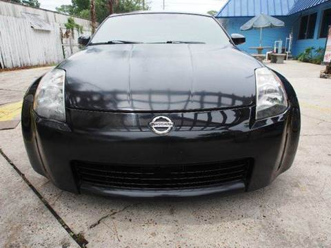 2005 Nissan 350Z for sale at Gulf Financial Solutions Inc DBA GFS Autos in Panama City Beach FL