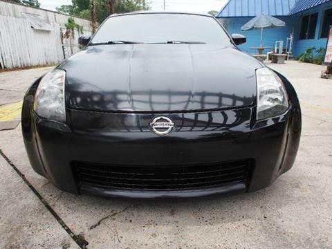 2005 Nissan 350Z for sale at Gulf Financial Solutions Inc DBA GFS Autos in Panama City Beach FL