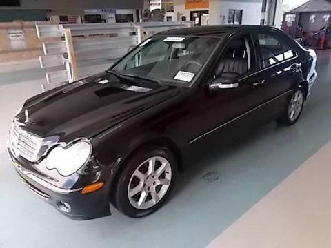 2007 Mercedes-Benz C-Class for sale at Gulf Financial Solutions Inc DBA GFS Autos in Panama City Beach FL