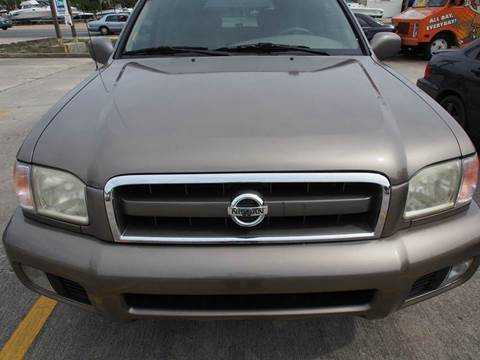 2002 Nissan Pathfinder for sale at Gulf Financial Solutions Inc DBA GFS Autos in Panama City Beach FL