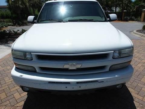 2005 Chevrolet Suburban for sale at Gulf Financial Solutions Inc DBA GFS Autos in Panama City Beach FL