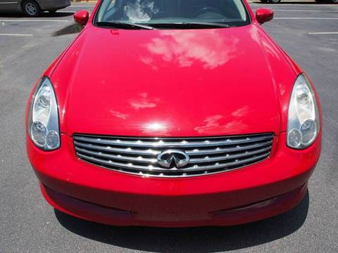 2006 Infiniti G35 for sale at Gulf Financial Solutions Inc DBA GFS Autos in Panama City Beach FL