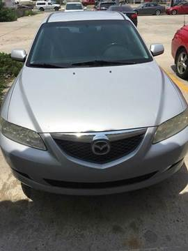2004 Mazda MAZDA6 for sale at Gulf Financial Solutions Inc DBA GFS Autos in Panama City Beach FL