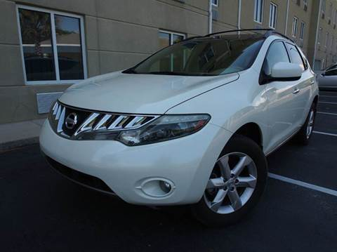 2009 Nissan Murano for sale at Gulf Financial Solutions Inc DBA GFS Autos in Panama City Beach FL