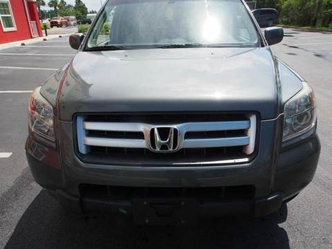 2008 Honda Pilot for sale at Gulf Financial Solutions Inc DBA GFS Autos in Panama City Beach FL