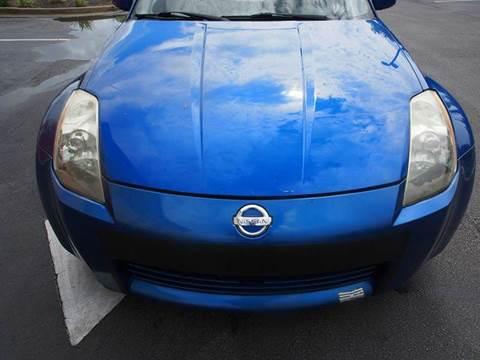 2004 Nissan 350Z for sale at Gulf Financial Solutions Inc DBA GFS Autos in Panama City Beach FL