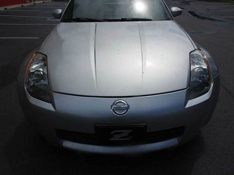 2003 Nissan 350Z for sale at Gulf Financial Solutions Inc DBA GFS Autos in Panama City Beach FL