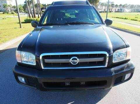2003 Nissan Pathfinder for sale at Gulf Financial Solutions Inc DBA GFS Autos in Panama City Beach FL