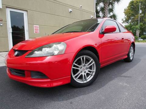 2005 Acura RSX for sale at Gulf Financial Solutions Inc DBA GFS Autos in Panama City Beach FL