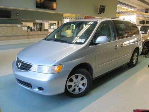 2004 Honda Odyssey for sale at Gulf Financial Solutions Inc DBA GFS Autos in Panama City Beach FL