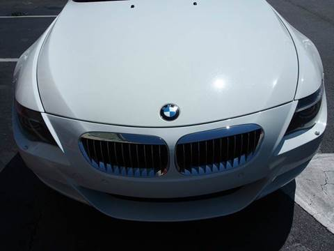 2007 BMW M6 for sale at Gulf Financial Solutions Inc DBA GFS Autos in Panama City Beach FL