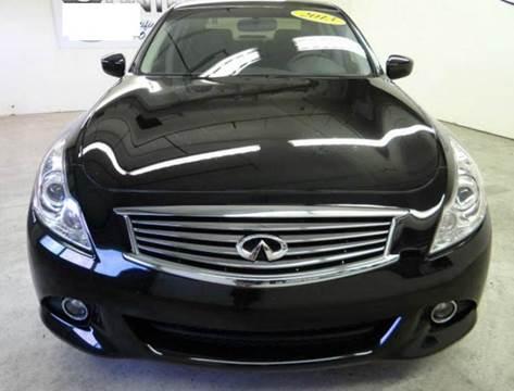 2013 Infiniti G37 Sedan for sale at Gulf Financial Solutions Inc DBA GFS Autos in Panama City Beach FL