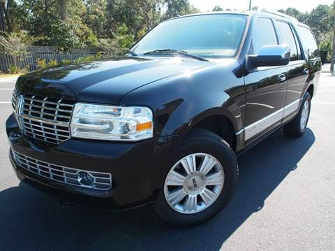 2008 Lincoln Navigator for sale at Gulf Financial Solutions Inc DBA GFS Autos in Panama City Beach FL