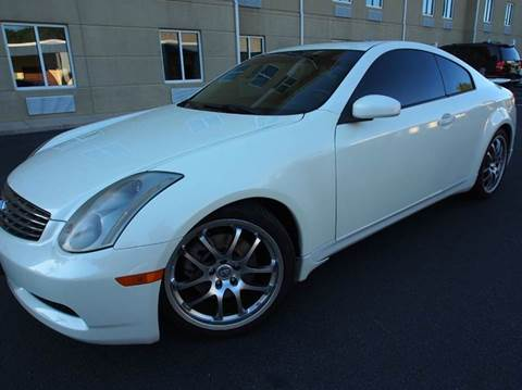 2005 Infiniti G35 for sale at Gulf Financial Solutions Inc DBA GFS Autos in Panama City Beach FL