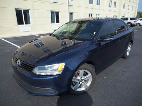 2011 Volkswagen Jetta for sale at Gulf Financial Solutions Inc DBA GFS Autos in Panama City Beach FL