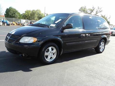 2007 Dodge Grand Caravan for sale at Gulf Financial Solutions Inc DBA GFS Autos in Panama City Beach FL