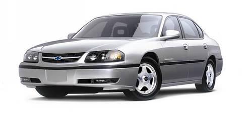 2001 Chevrolet Impala for sale at Gulf Financial Solutions Inc DBA GFS Autos in Panama City Beach FL